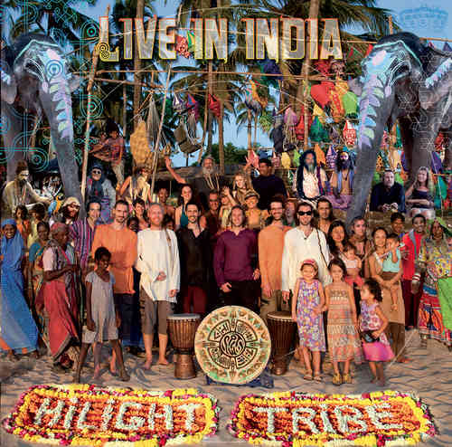 Live in India - Album WAVE