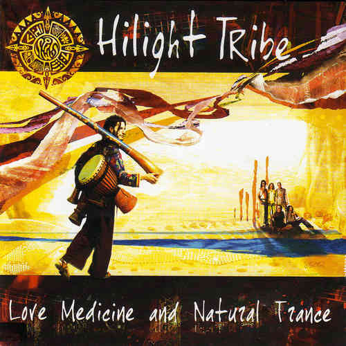 Love Medicine & Natural Trance - Album WAVE
